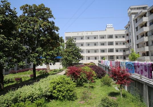 古河中学学生宿舍楼